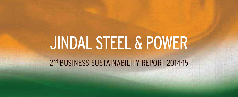 JSPL Business Sustainability Report